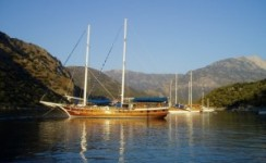 4 Days Boat Cruise from Fethiye to Marmaris