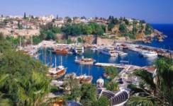 4 أيام في أنطاليا