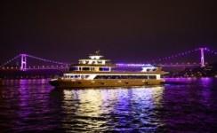 Bosphorus Dinner Cruise In Istanbul