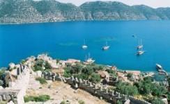 8 Days Boat Cruise Fethiye Kekova Fethiye