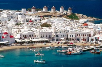 7 Days Greece Tour to Athens and Mykonos