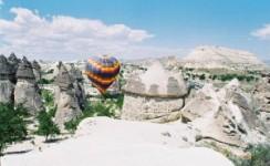 2 Dias na Capadocia de Éfeso (de aviao)