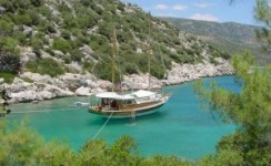 4 Days Boat Cruise from Fethiye to Olympos