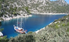 4 Days Boat Cruise from Olympos to Fethiye