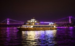 Bosphorus Dinner Cruise In Istanbul