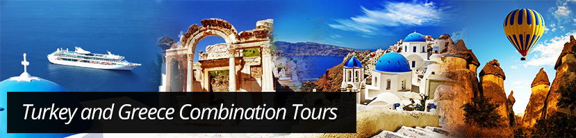 Turkey and Greece Combination Tours
