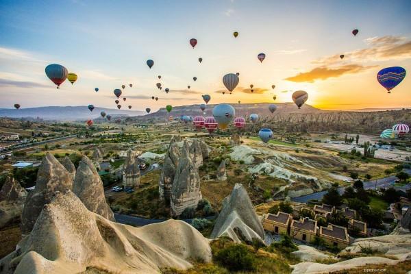 Turkey Tour Packages turkey tour packages Turkey Tour Packages Cappadocia Turquia 600x400