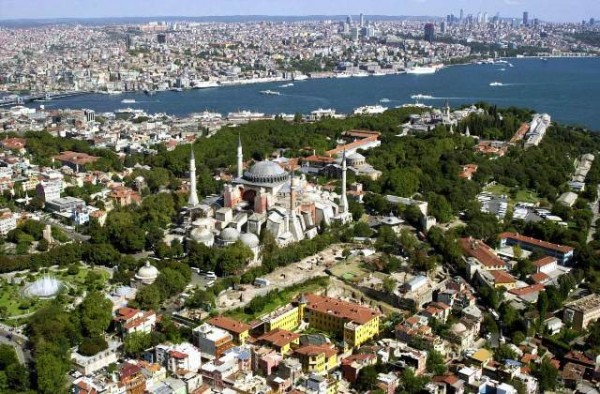turkey tours turkey tours Turkey Tours Hagia Sophia and Sultanahmet Kopya 1 600x394